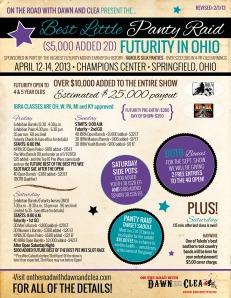 Panty Raid Futurity Open Show