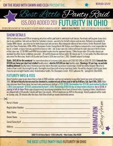 Panty Raid 2013 page 2