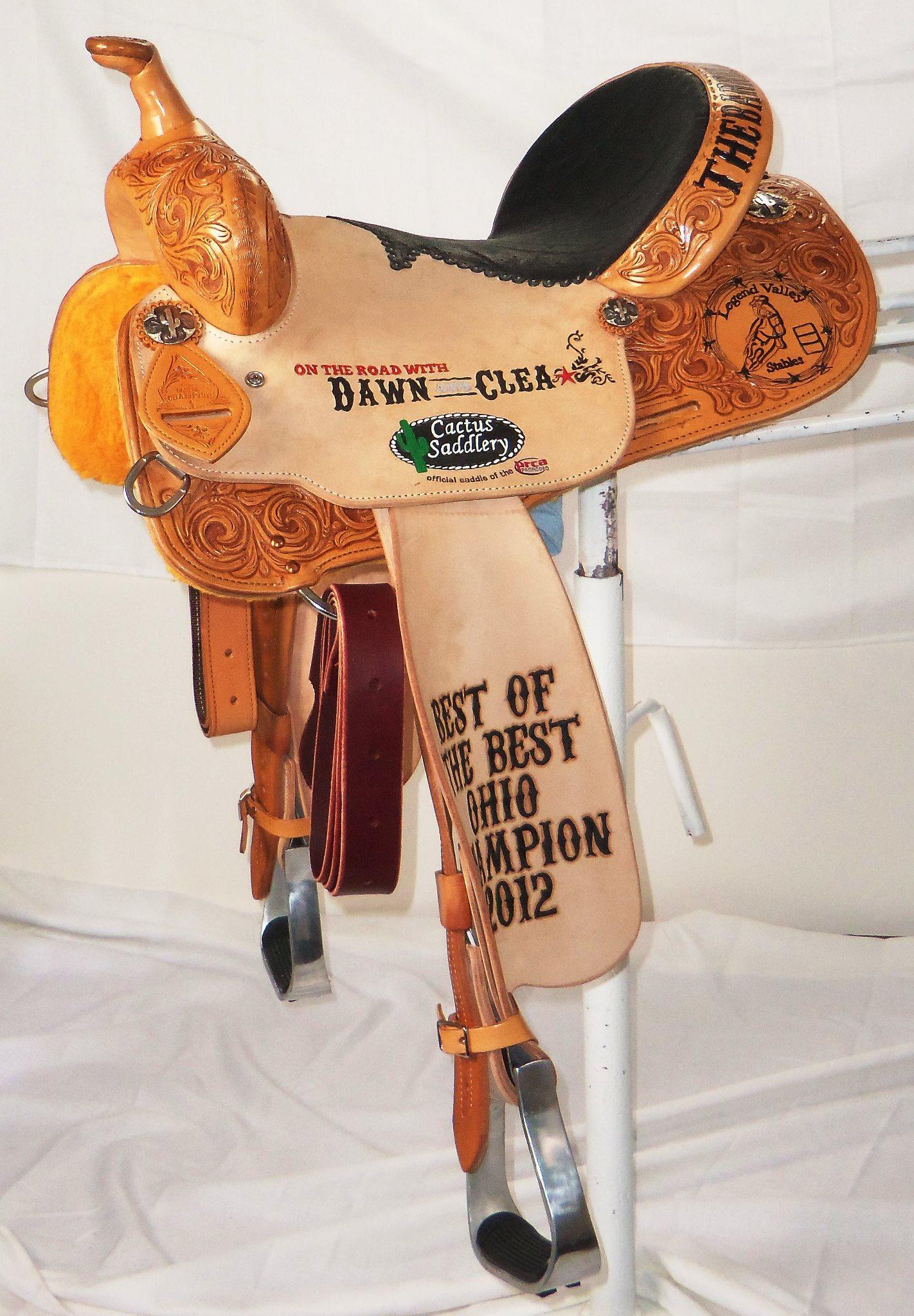 2012 BTOB Saddle