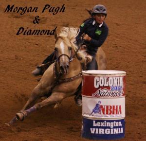 Morgan and Diamond