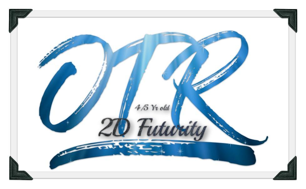 OTR Fut logo framed