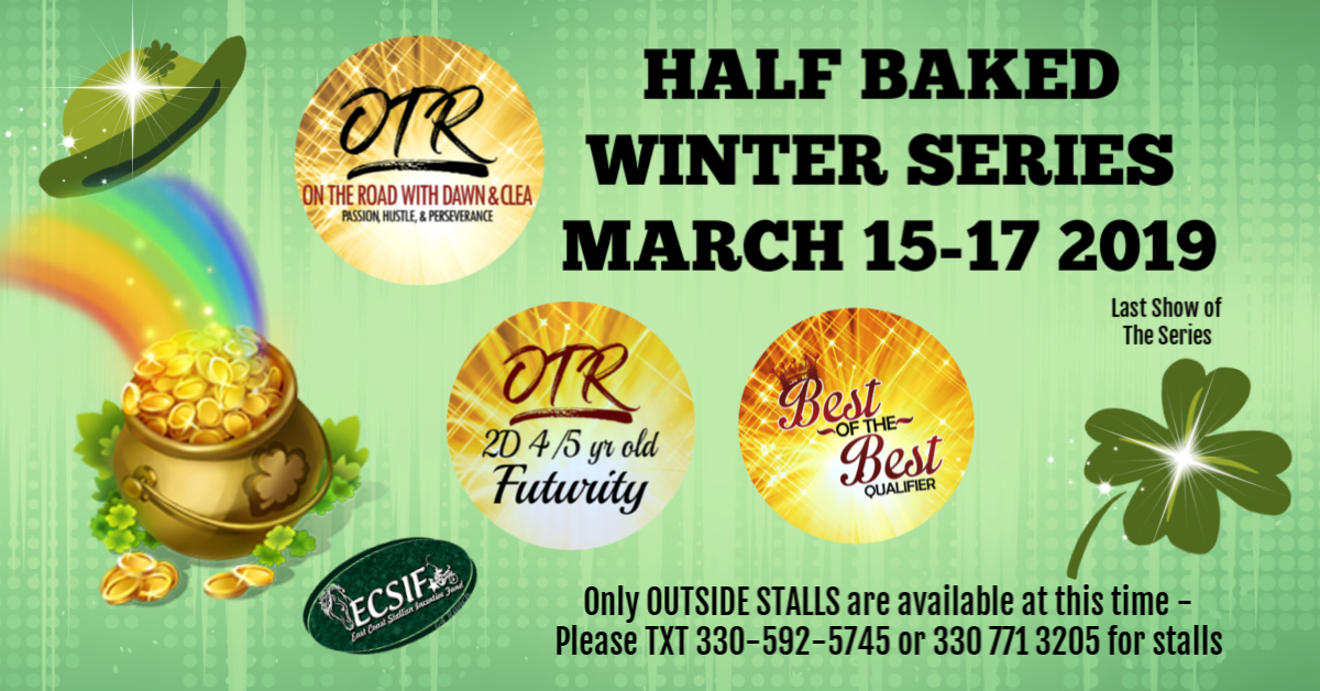 Updated 3419 March Half Baked Stalls On The Road With